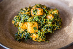 Spinach & Paneer