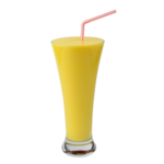 Home-made Mango Lassi